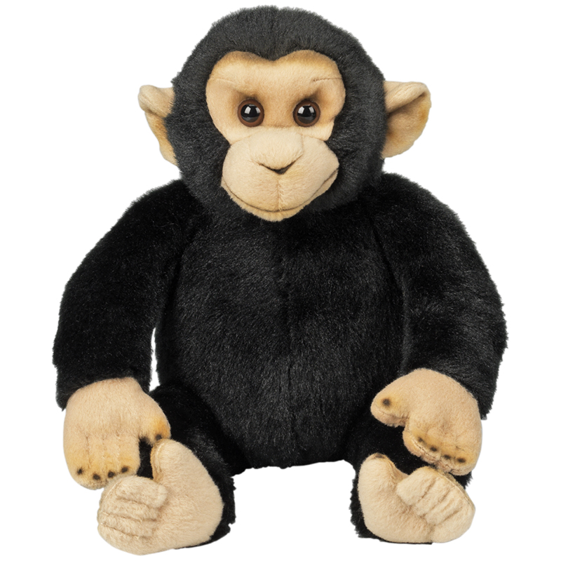 National Geographic Plush Toy - Chimpanzee
