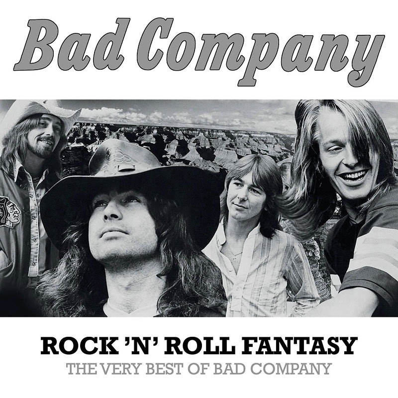 Bad Company - Rock 'N' Roll Fantasy: The Very Best of Bad Company - CD