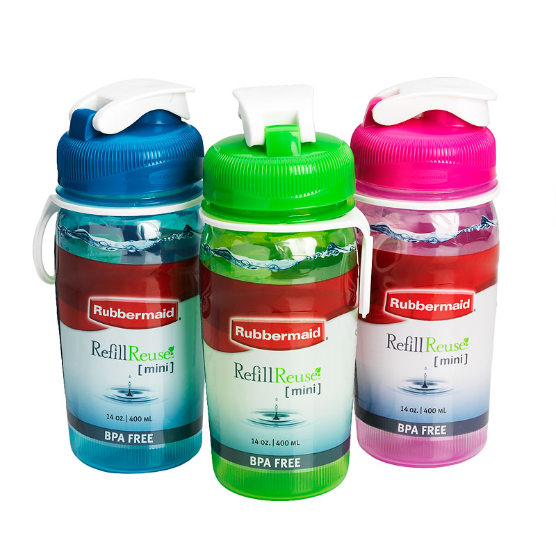 Rubbermaid Chug Bottle - 400ml