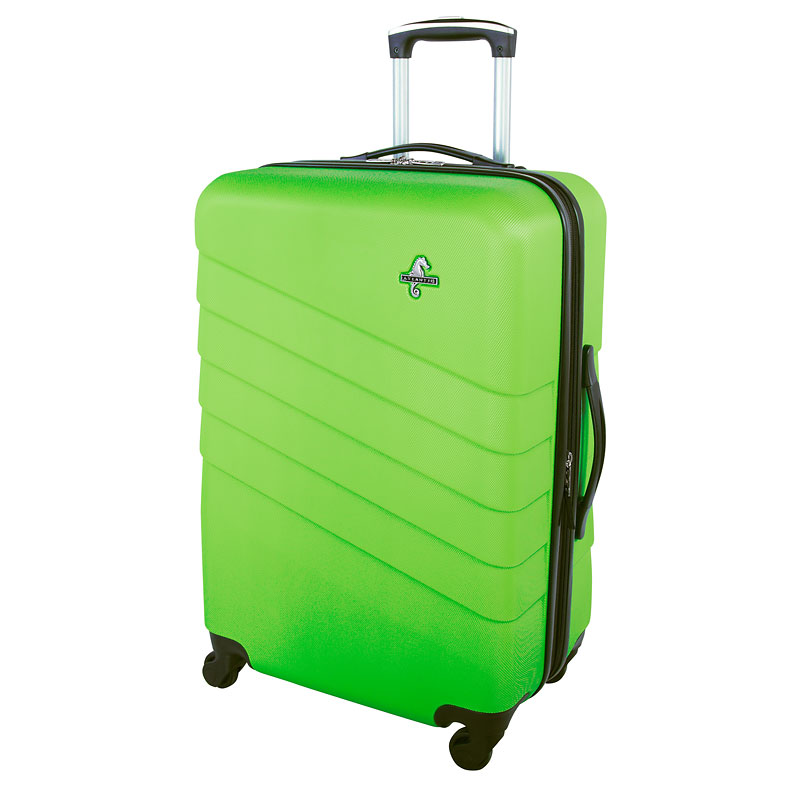 "Atlantic Expandaire Collection 24"" Hardside Luggage - Lime Green"