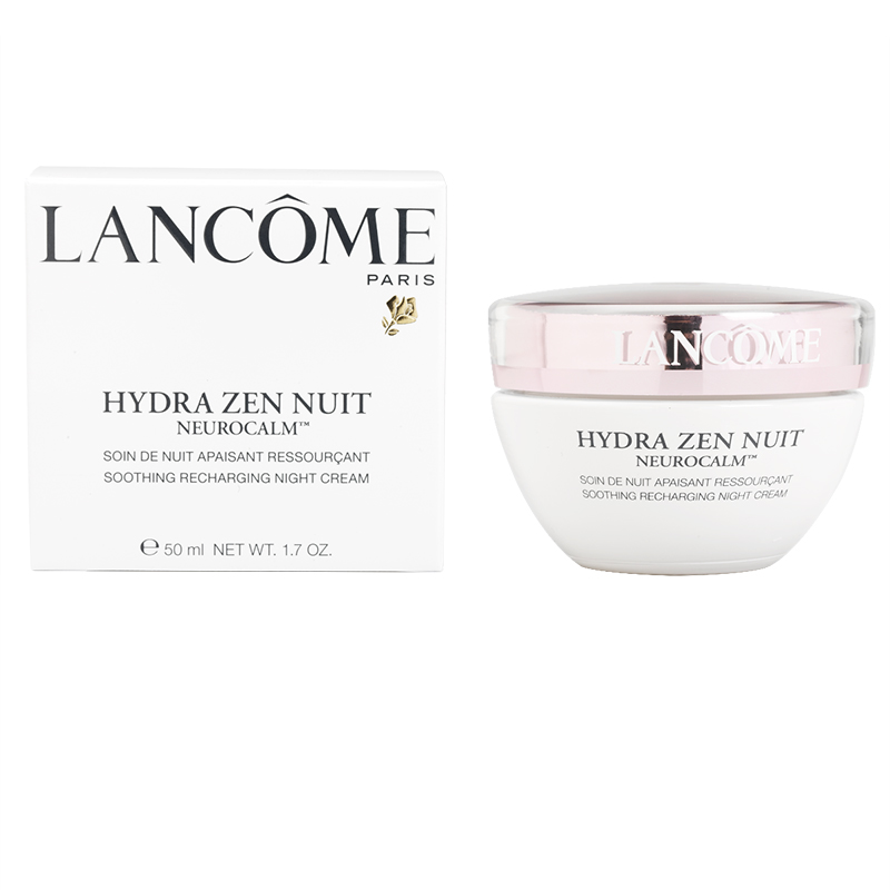Lancome Hydra Zen Neurocalm Soothing Replenishing Night Cream - 50ml