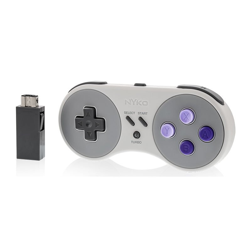 Nyko Super Miniboss SNES Classic Edition Wireless Controller - 87185