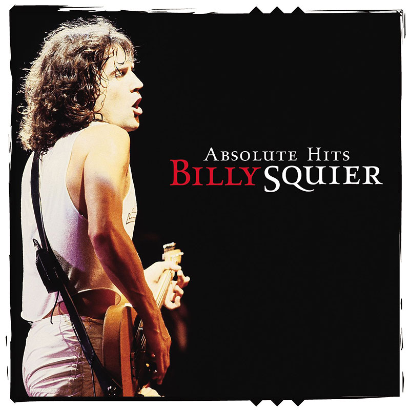Billy Squier - Absolute Hits - CD