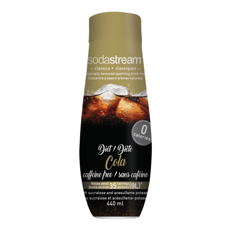 SodaStream Diet Caffeine Free Cola - 440ml