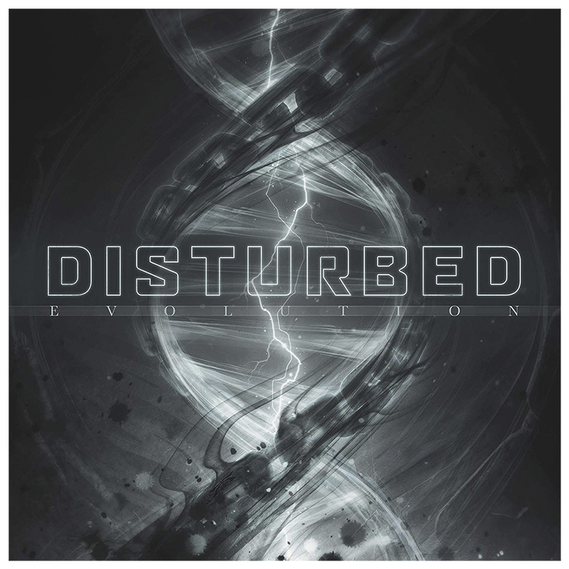 Disturbed - Evolution (Deluxe) - CD