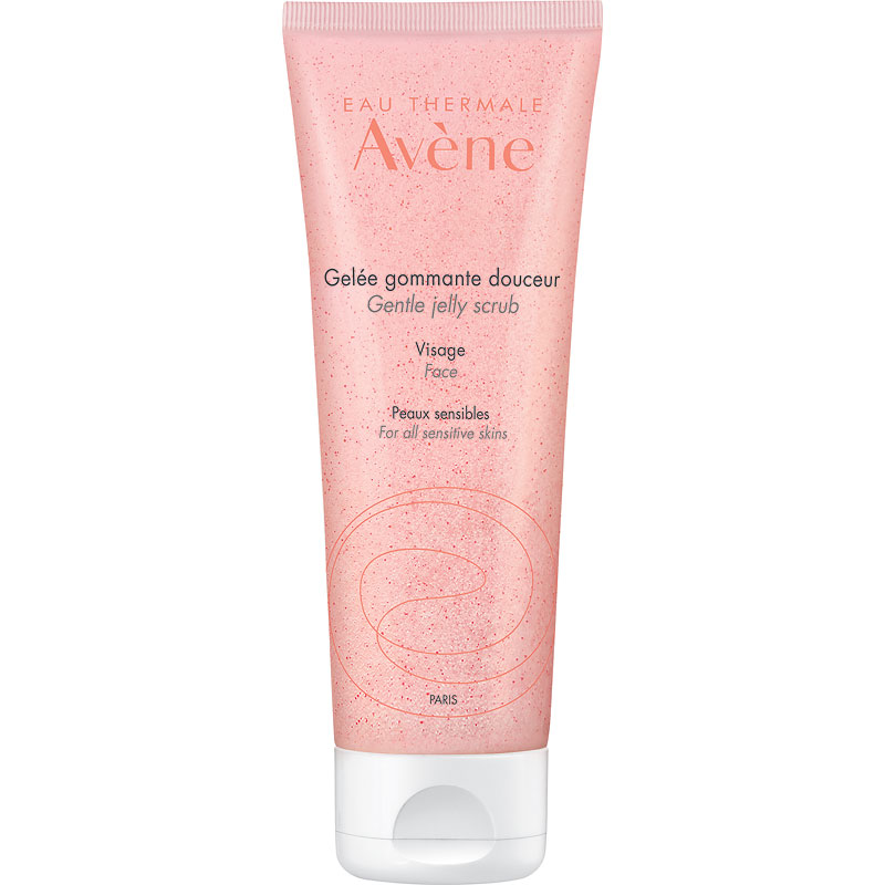 Avene Gentle Jelly Scrub - 75ml