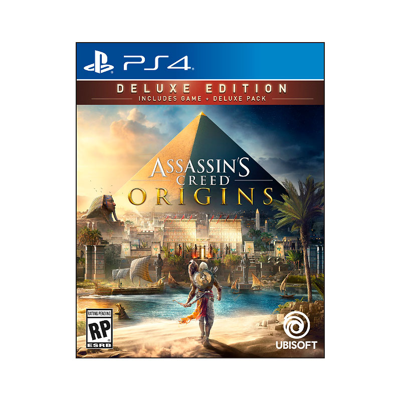 PS4 Assassin's Creed Origins Deluxe