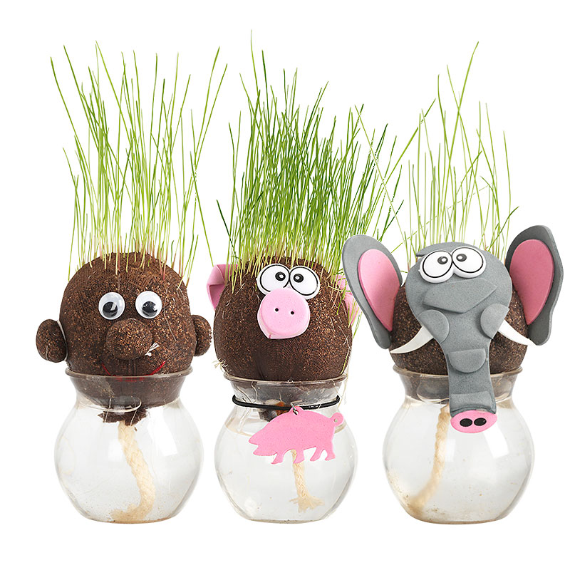 London Drugs Grass Head Dolls - Assorted