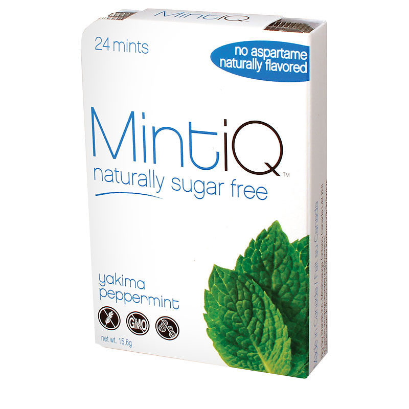 Mint IQ - Yakima Peppermint - 15.6g
