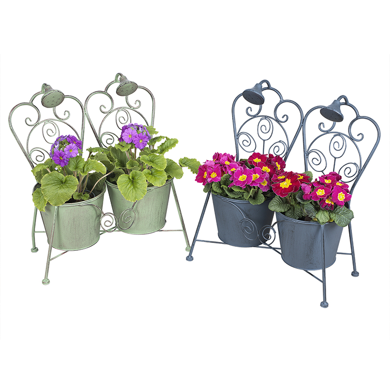 Hand Craft Flower Planter - Assorted