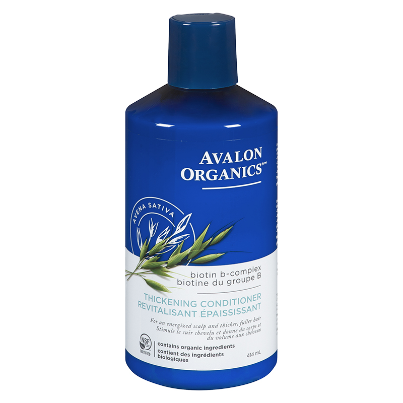 Avalon Organics Thickening Conditioner - Biotin B-Complex - 414ml