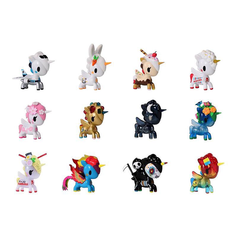 Unicorno Series 6 Tokidoki Blind Box Unicorn Vinyl Figure Summer