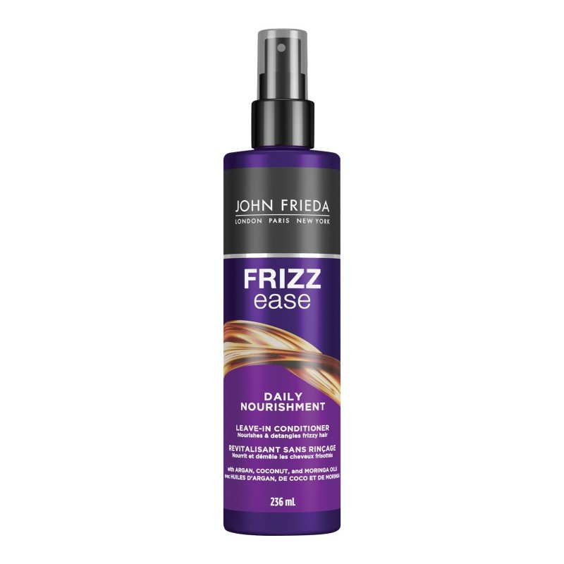 John Frieda Frizz Ease Leave In Conditioner - Daily Nourishment - 236ml