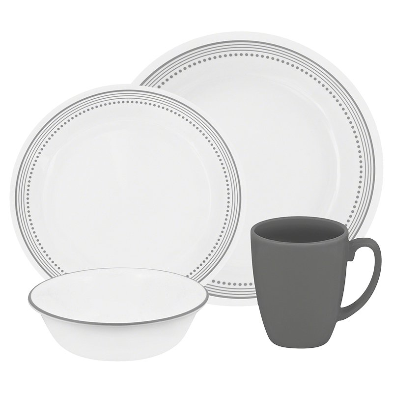 Corelle Dinnerware Set - 16 piece
