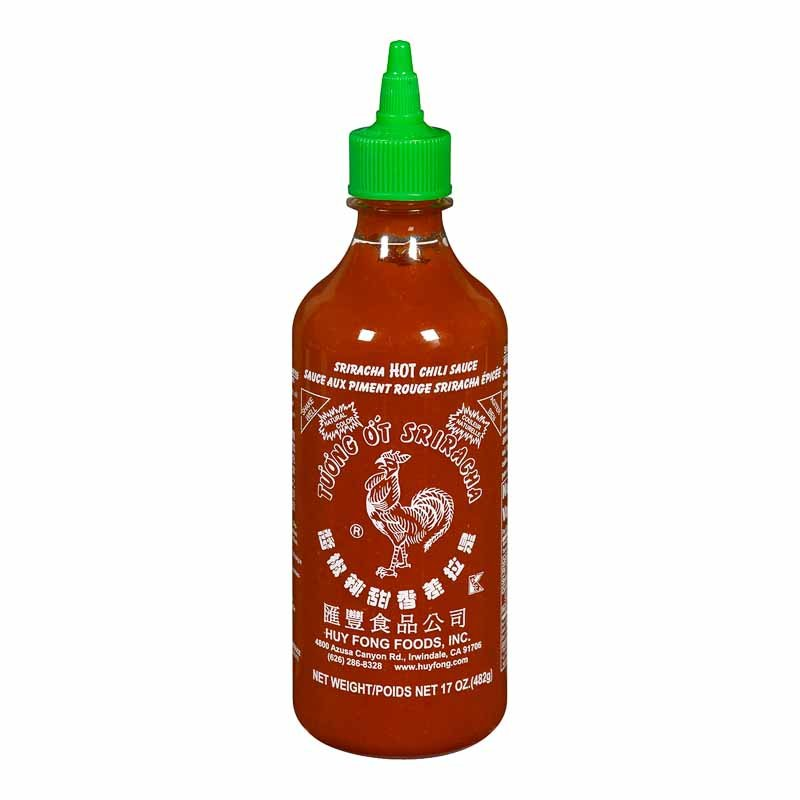 Huy Fong Sriracha Hot Chili Sauce - 435ml