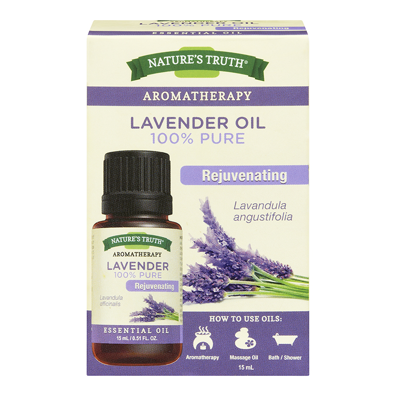 Nature's Truth Aromatherapy 100% Pure Essential Oil - Lavender - 15ml