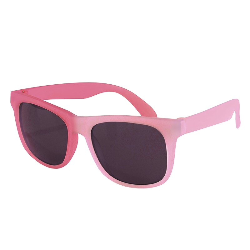 Real Shades Switch Wayfarer Sunglasses - Size 2 - Light/Hot Pink