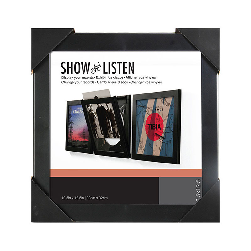 Pinnacle Show And Listen Vinyl Record Frame 13fp2895 London Drugs