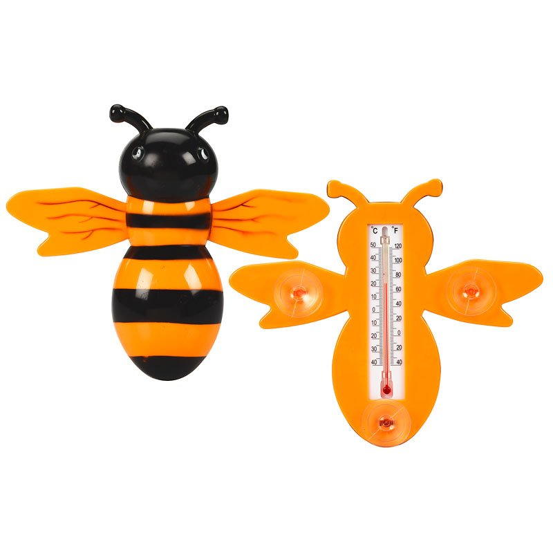 Bumblebee Thermometer