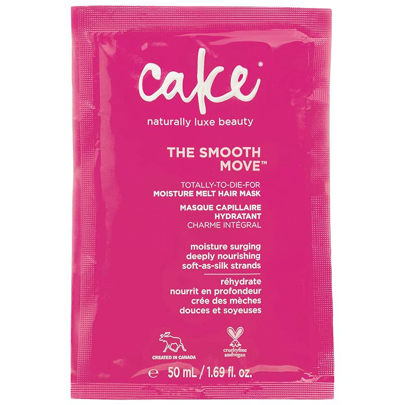 Cake Beauty The Smooth Move Moisture Melt Hair Mask - 50ml