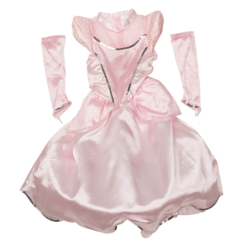 Halloween Princess Dress with Cap Sleeves - Assorted