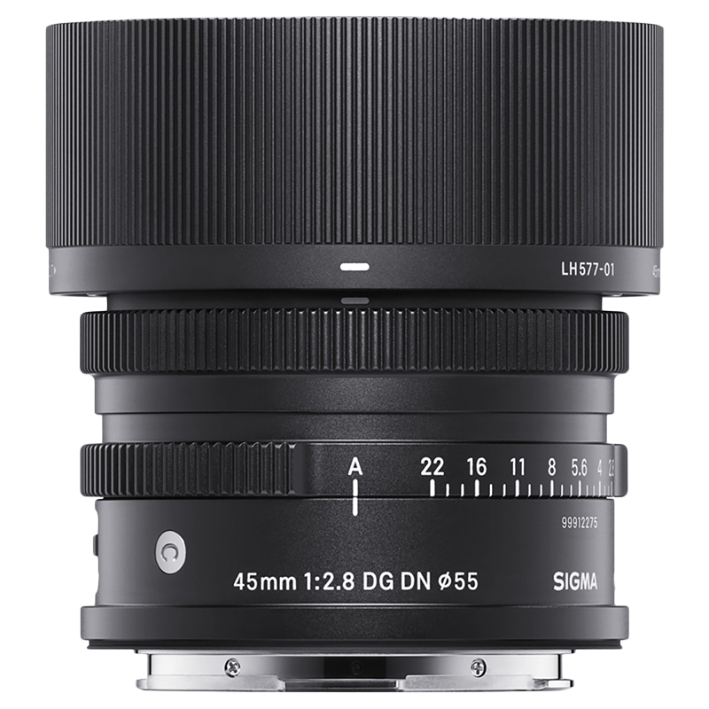 Sigma Contemporary 45mm F2.8 DG DN Lens for Sony E-Mount - C45DGDNSE