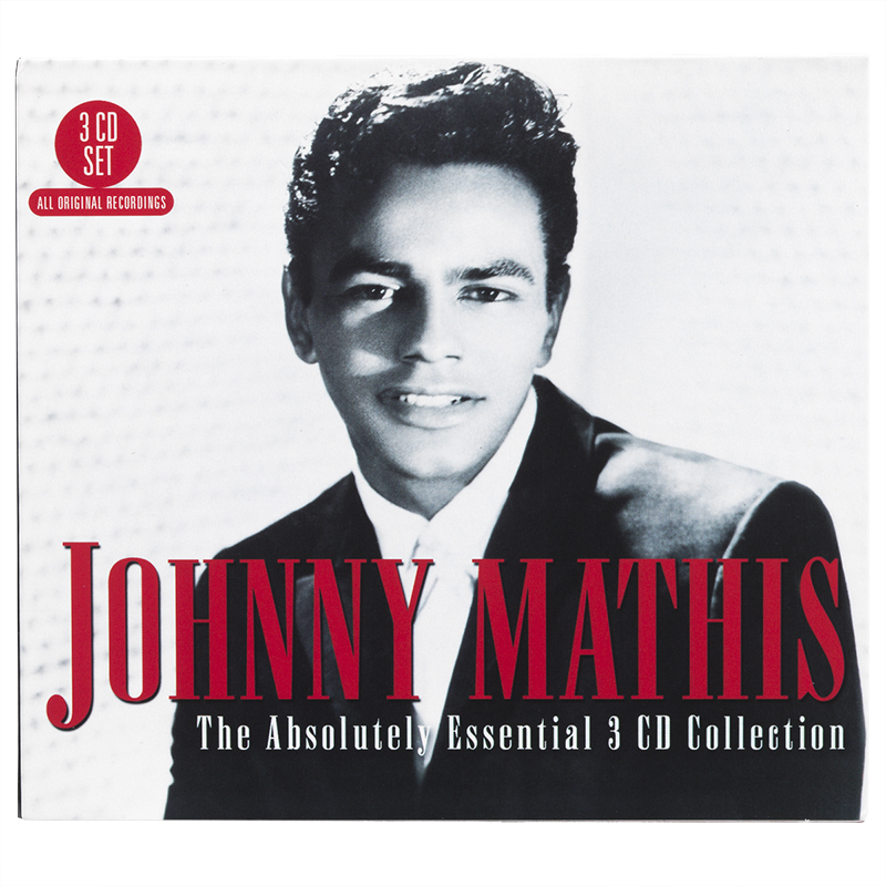 Johnny Mathis - The Absolutely Essential 3 CD Collection - 3 CD
