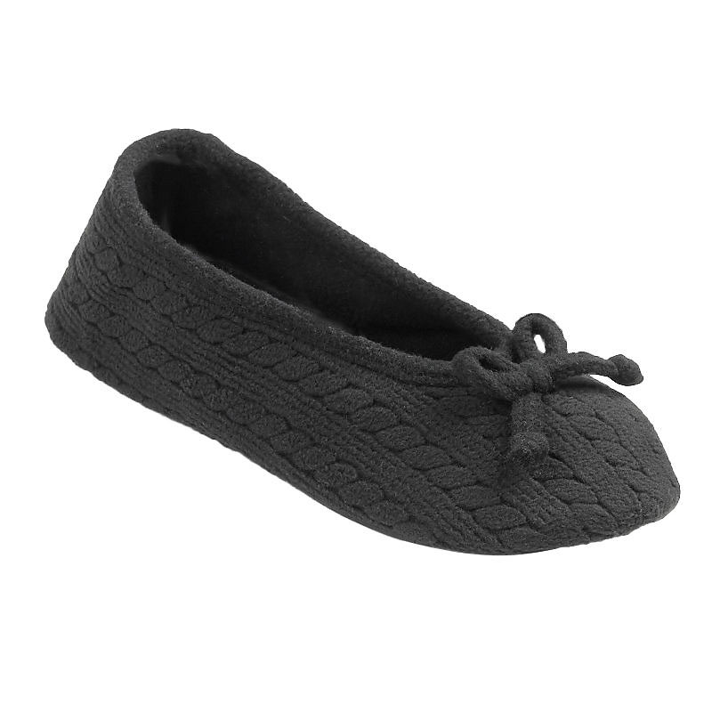 Isotoner Textured Slipper