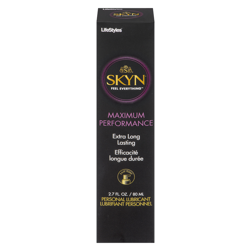 LifeStyles SKYN Maximum Performance Personal Lubricant - 80ml
