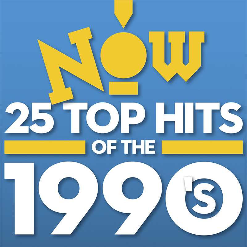 Various Artists - Now 25: The Best Of The 1990's - 2 CD