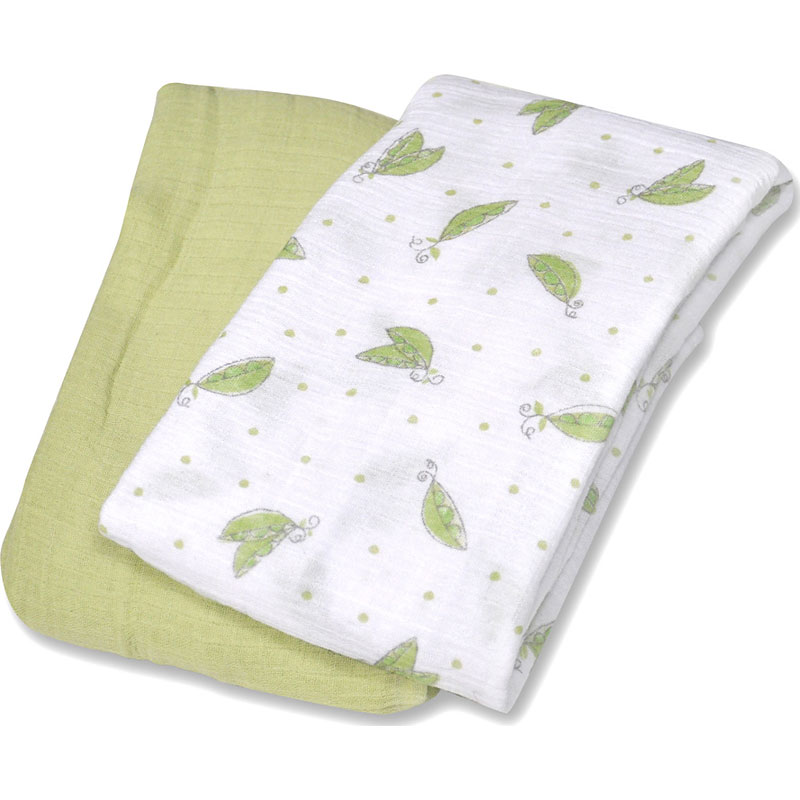 Summer Infant Muslin Blanket - 2 pack