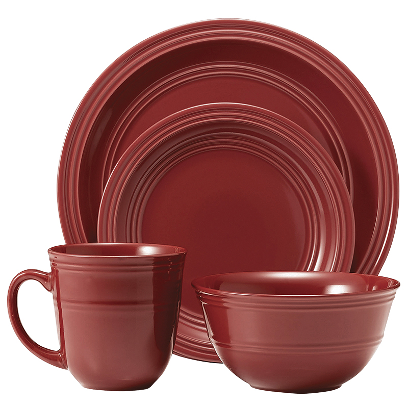 Thomson Ribbed Dinnerware Set