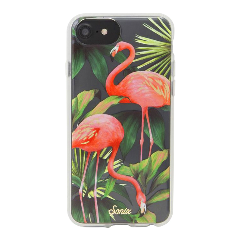 Sonix Clear Coat Case for iPhone 6/7/8 - Flamingo - SX27000670111