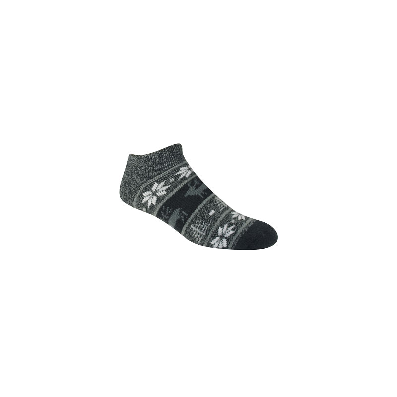 Hot Paws Men's Anti Skid Socks - Black - Assorted