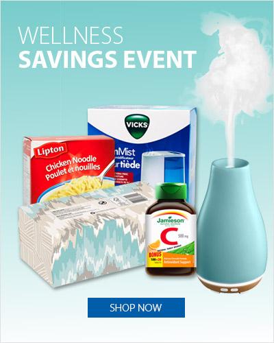 Wellness Savings Event