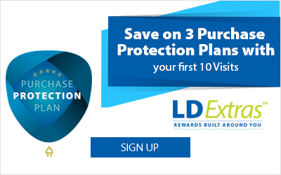 LDExtras Purchase Protection Plan