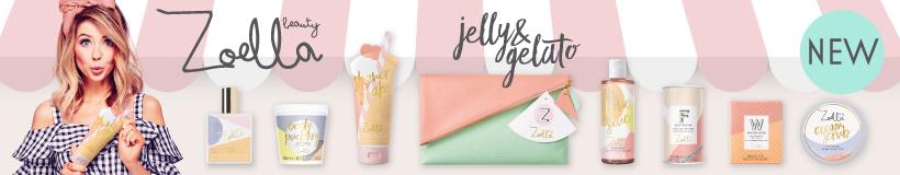 Zoella Jelly and Gellato