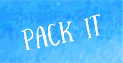 pack it