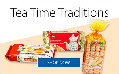 FOE Tea Time Traditions