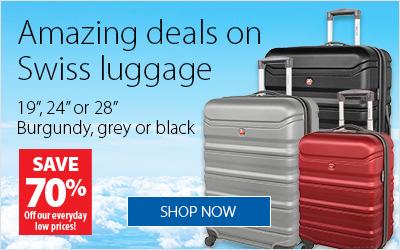 Swiss Luggage