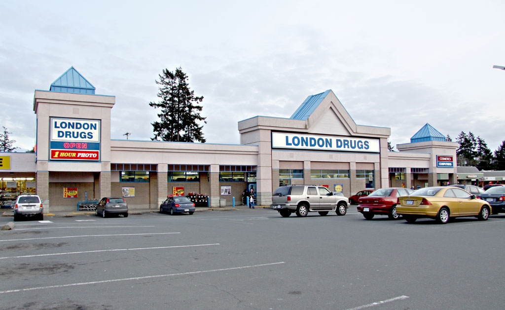 Colwood Corners Shopping Centre