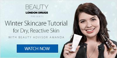 Winter Skincare Tutorial for Dry, Reactive Skin