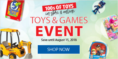 Toys & Gaming Event