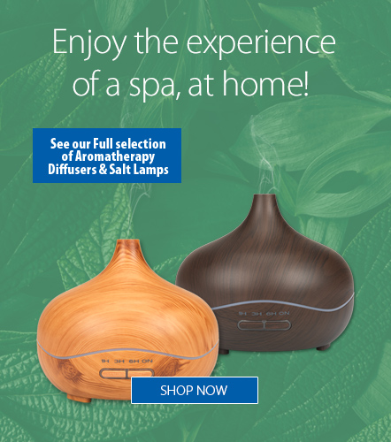 Aromatherapy Diffusers & Salt Lamps