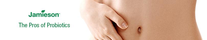 Jamieson - the pros of probiotics