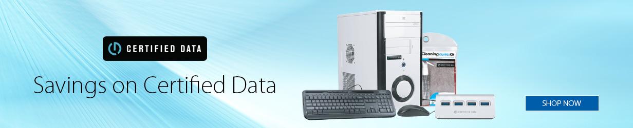 Certified Data Computers