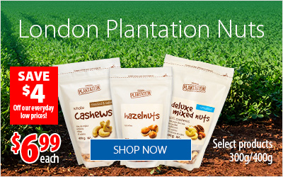 LD Plantation Nuts