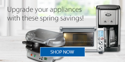 Spring Event Appliances