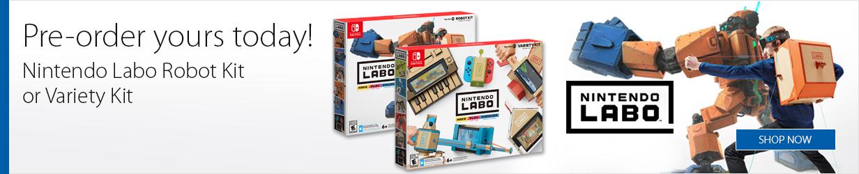 Nintendo LABO Pre Sale