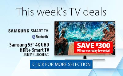 TV on Sale